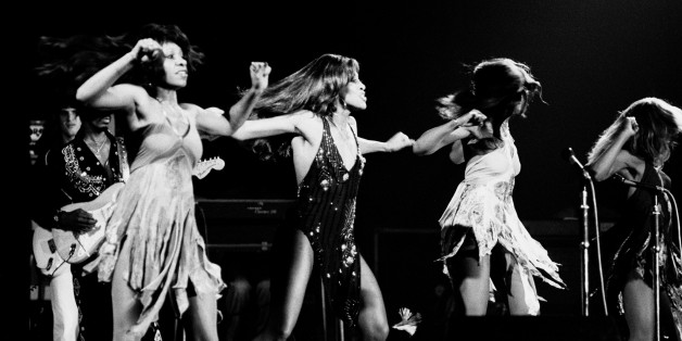 Ike And Tina Turner Live In Copenhagen